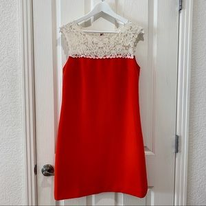 Anthropologie Lace Shift Dress NWT Size 4 Small